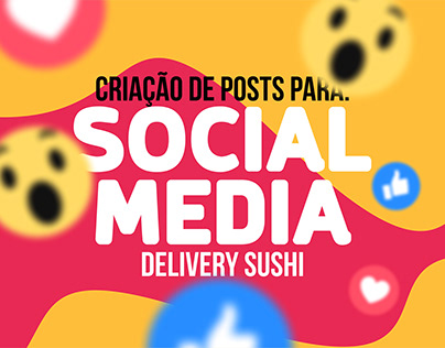 Social Media - Sushi