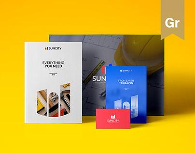 SUNCITY Brand Design