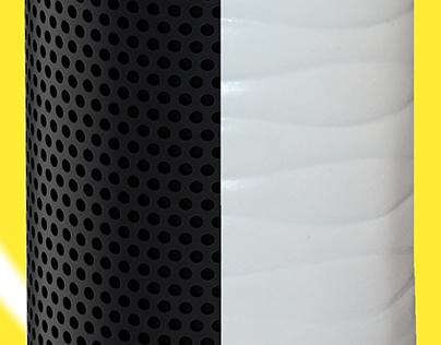 Redesign of Amazon Echo