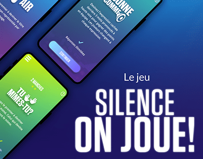 Appli Radio-Canada | Silence on joue! | Turbulent