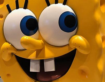 SpongeBob - Life Sculpture