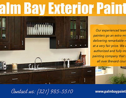Home Painters in Palm Bay