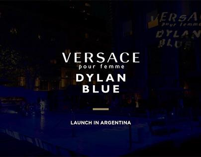Versace Dylan Blue Pour Femme Launch - Argentina