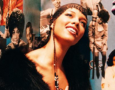 Alicia Keys - The Face