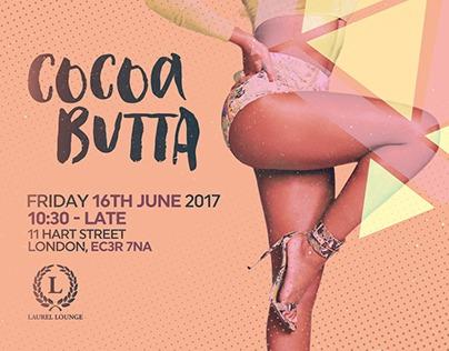 Cocoa Butta Flyer