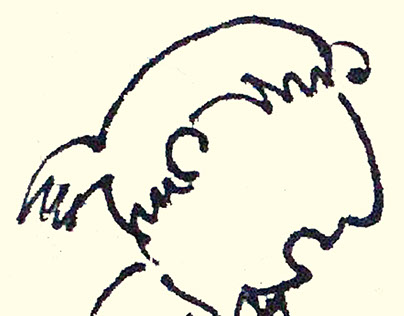 Illustration - Self Portrait