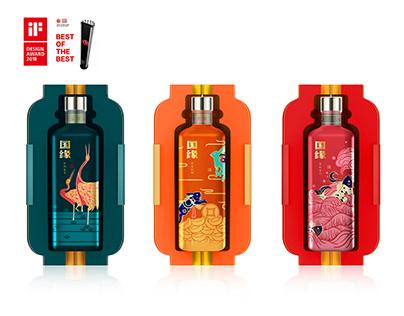 Guoyuan-Auspicious China 国缘 吉祥中国