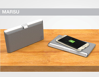 Marsu: A new kind of mobile power