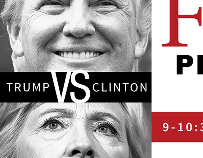 2016 Election Graphics