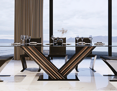 VISION dining table