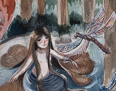 Fairy bath