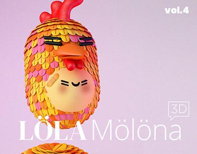 Lola Molona 3D
