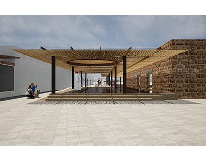 Sharjah Archaeology Pavilion