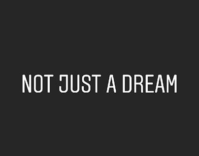Not Just a Dream (Camera Assistant)