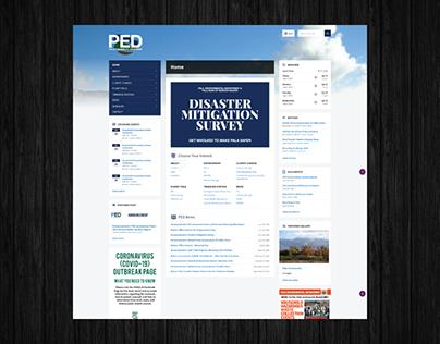 Website | Pala Environmental Department (PED)