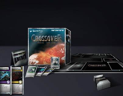 "Board game ""Crossover"""