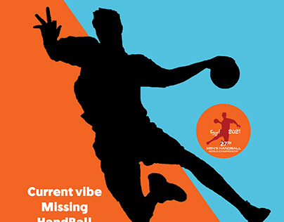Logo & Flyer & Ci & Business card for Handball League