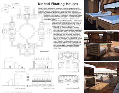Kiribati Floating Houses