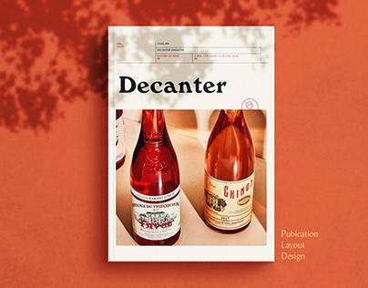 Publication Layout Design