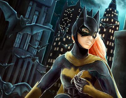 Superheroines Comic Covers
