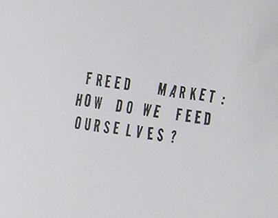 Freed Market - Fanzine