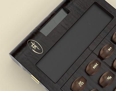 """""""珠"""" Calculator"""