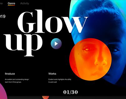 Glow up!