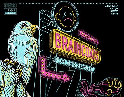 "Braincoats ""Fun Sad Songs"" (2020)"