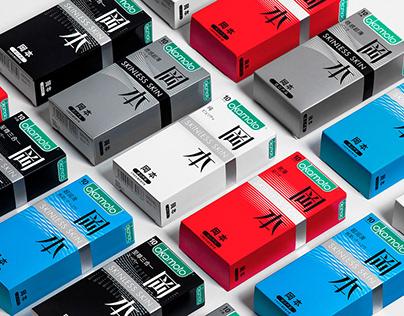 冈本 × Chiii Design | 经典革新与情感层次