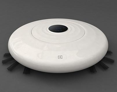 Electrolux autonomous vacuum cleaner