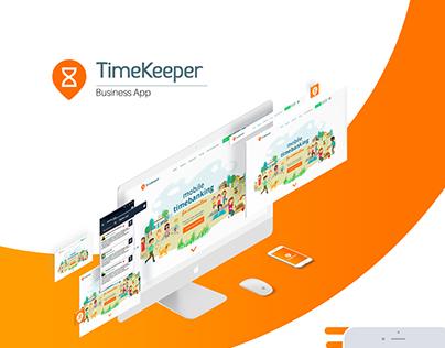 TimeKeeper Bank