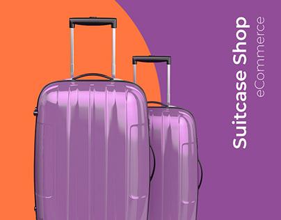 👜 Suitcases online store «Super Maleta»