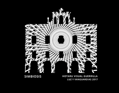 Simbiosis, Luz y vanguardias 2017
