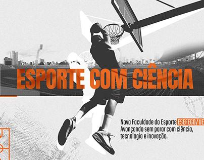 Faculdade do Esporte ESEFFEGO UEG