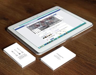 Business card Przepis na Dizajn