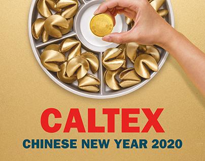 Caltex Chinese New Year 2020