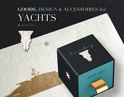 Super Yacht Branding by Karin Binz