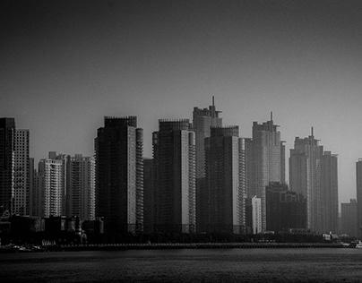 Shanghai At Dawn