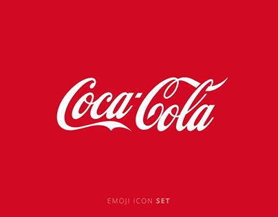 Coca Cola Emojis