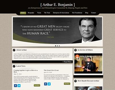 Arthur E. Benjamin - Official Website