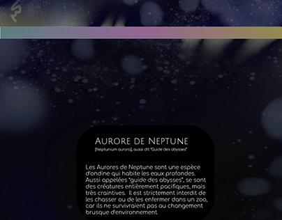 Les Aurores de Neptune