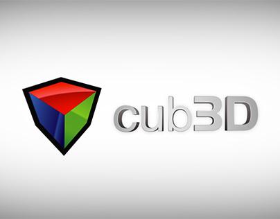 Cub3D 2016 Showreel