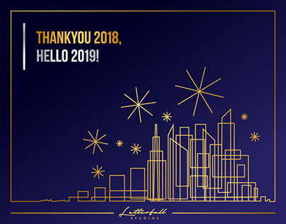 HAPPY NEW YEAR 2019 FOR ALL PEOPLE AROUND THE WORLD!