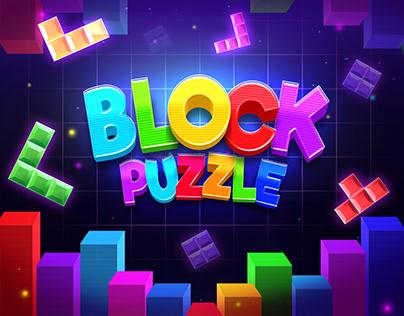 BLOCK PUZZLE - Mobile Game