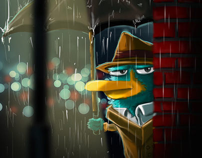 Detective Perry