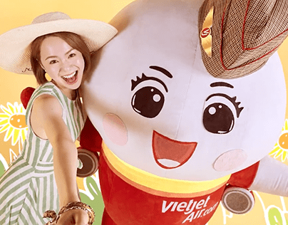 Vietjet Air Summer Parade