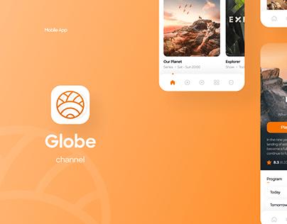 Globe - a global TV channel