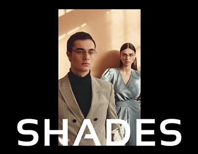 Shades - sunglasses and eyewear, website