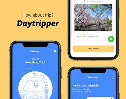 Daytripper - A day trip scheduler