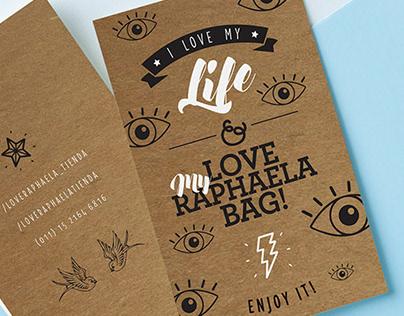 Love Raphaela Bags